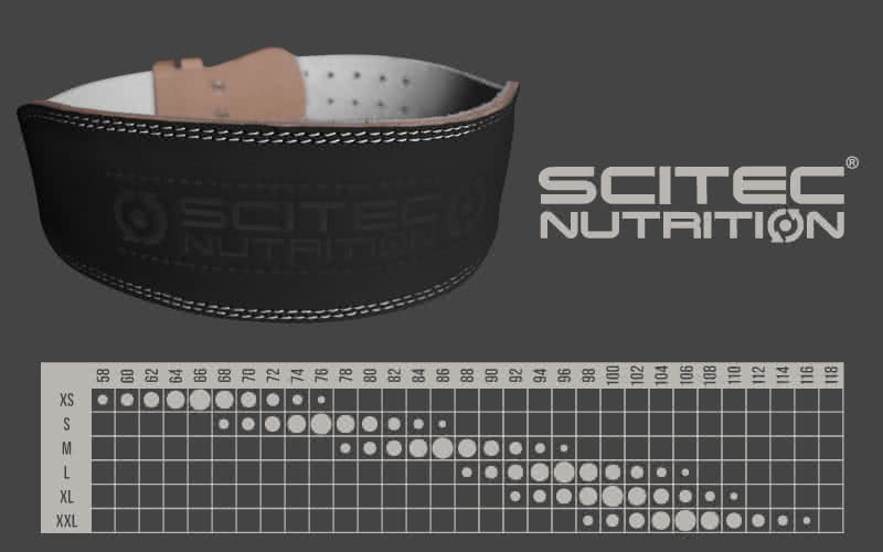 Scitec Nutrition Weightlifter belt