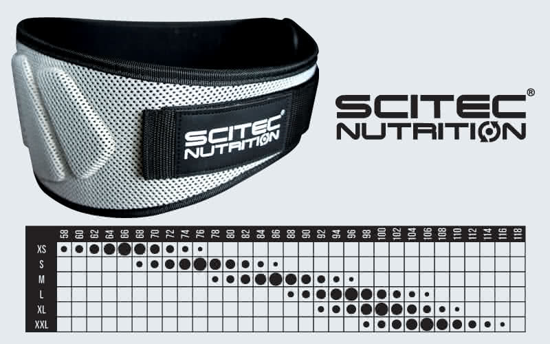 Scitec Nutrition Extra Support belt