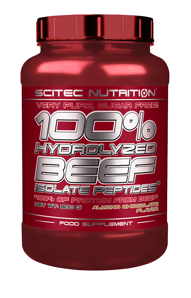 Scitec Nutrition 100% Hydrolyzed Beef Isolate Peptides 0,9 kg
