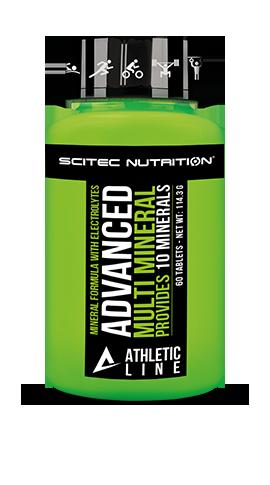 Scitec Nutrition Advanced Multi Mineral 60 tab.