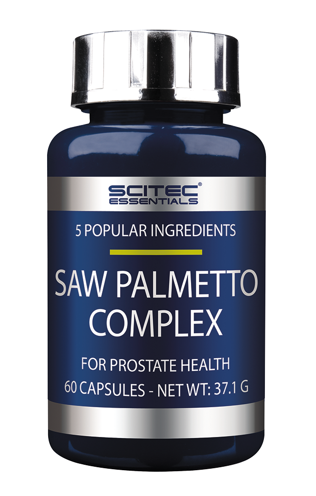 Scitec Nutrition Saw Palmetto Complex 60 caps
