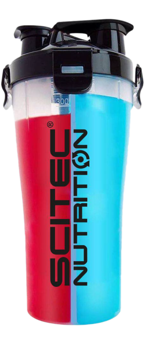 Scitec Nutrition Dual Shaker