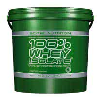 Scitec Nutrition 100% Whey Isolate (4 kg)