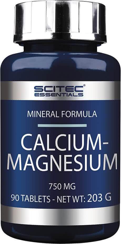 Scitec Nutrition Calcium-Magnesium 90 tab.