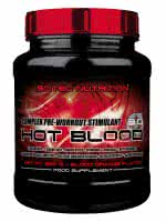 Scitec Nutrition Hot Blood 3.0 (820 gr.)