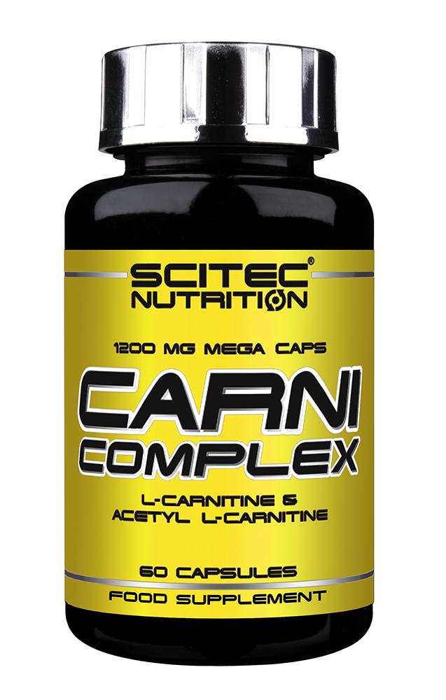 Scitec Nutrition Carni Complex 60 caps