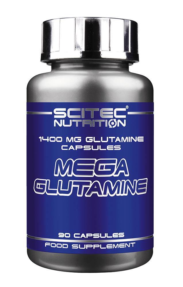 Scitec Nutrition Mega Glutamine Caps 90 caps
