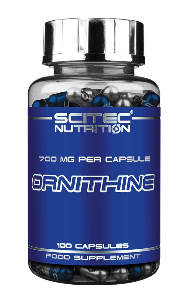 Scitec Nutrition Ornithine 100 caps