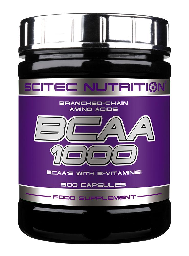 Scitec Nutrition BCAA 1000 300 caps