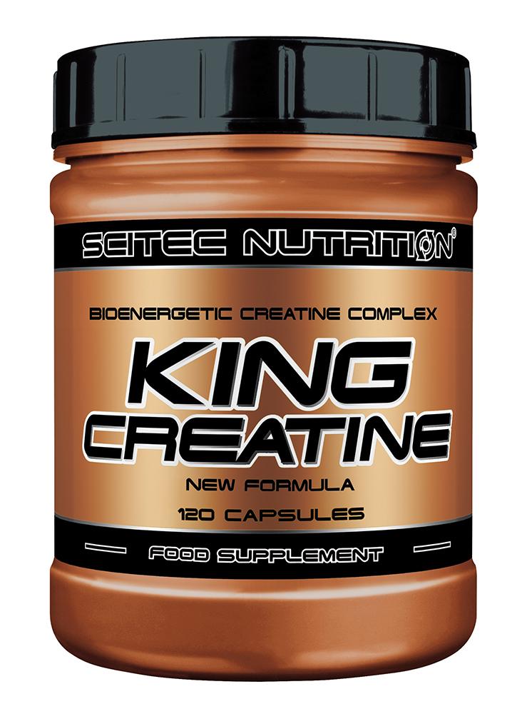 Scitec Nutrition King Creatine 120 caps