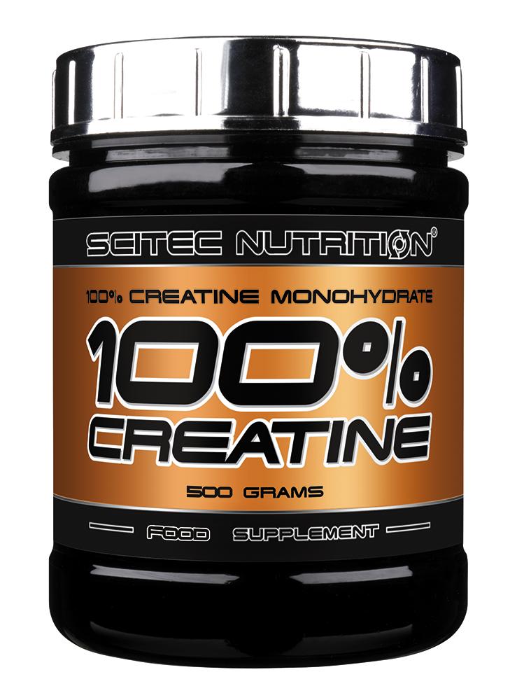 Scitec Nutrition 100% Creatine Monohydrate 500 gr.