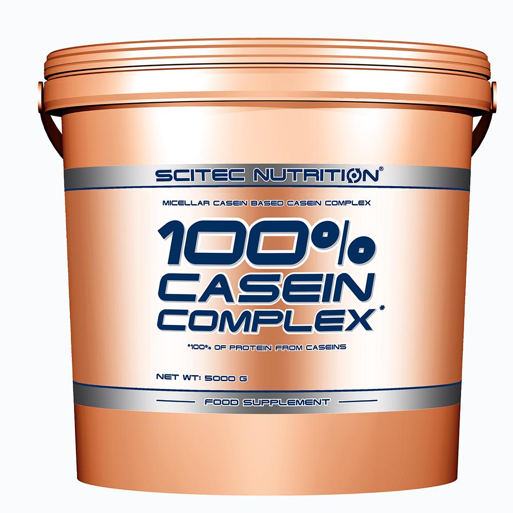 Scitec Nutrition 100% Casein Complex 5 kg